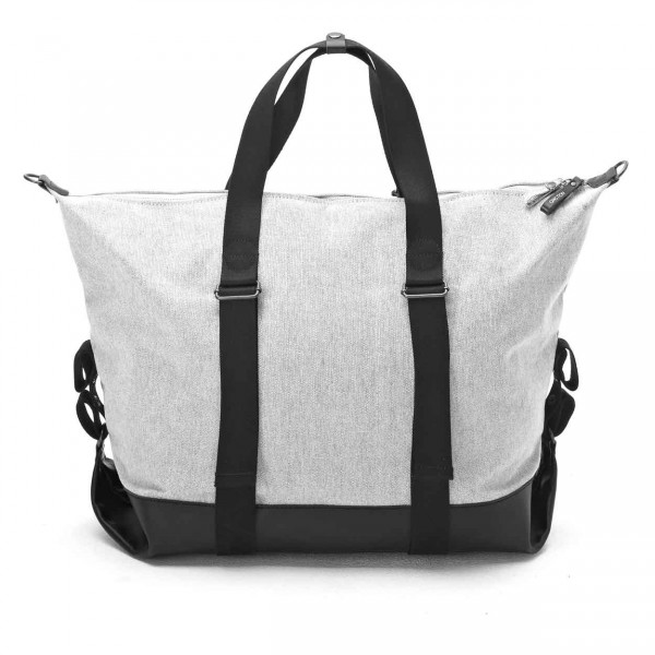 Qwstion Simple Holdall Tasche raw blend leather Ansicht 1