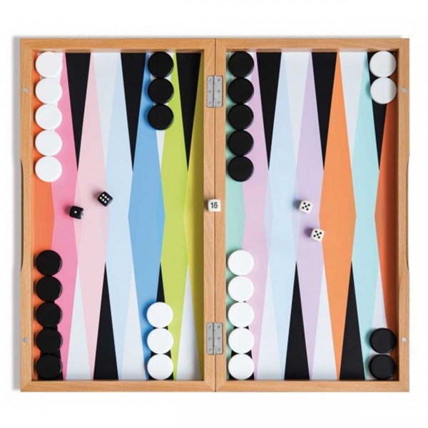 Remember Backgammon Ansicht 1