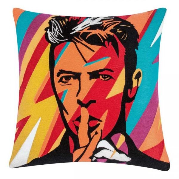 PAD FAME Kissenhülle David Bowie
