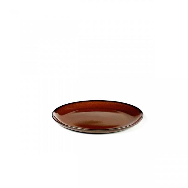 Serax Teller D13 rust