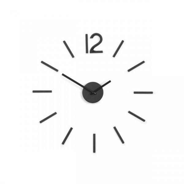 Umbra Blink Black Wall Clock