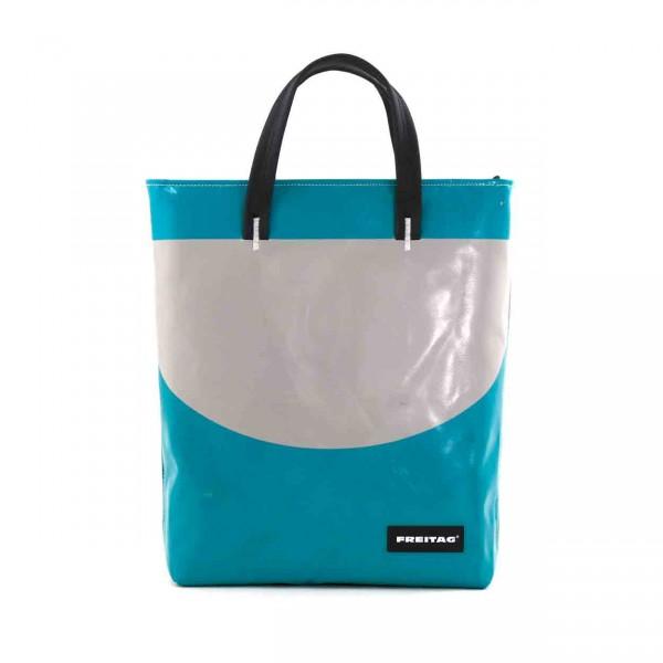 FREITAG Tasche F202 Leland blau & grau Ansicht 1