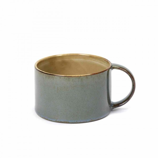 Serax Kaffeetasse D8 misty grey/smokey blue