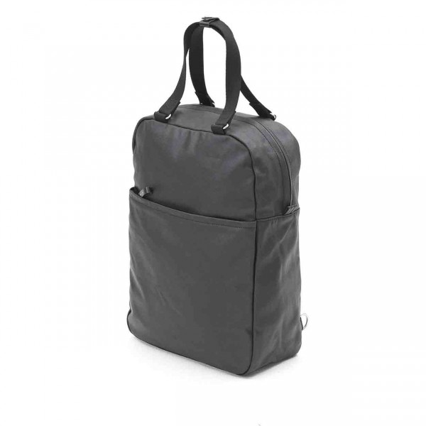 Qwstion Simple Pack organic jet black Tasche Ansicht 3