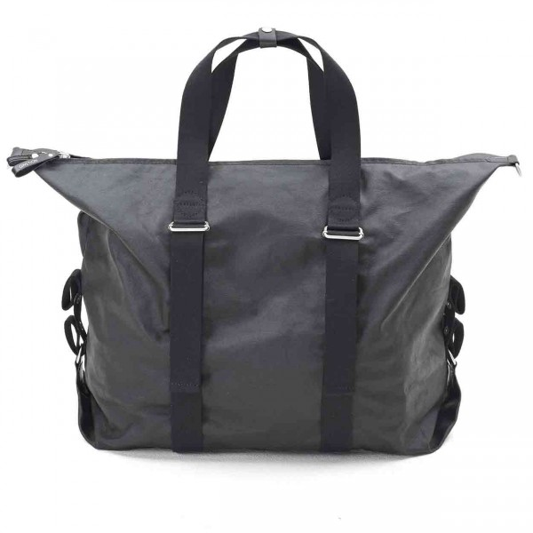 Qwstion Simple Holdall Tasche organic jet black Ansicht 1