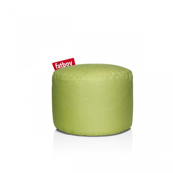 Fatboy Point Hocker Stonewashed lime green