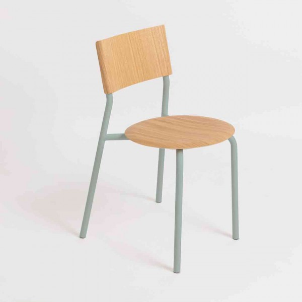 TIPTOE SSD Chair sage green Ansicht 1