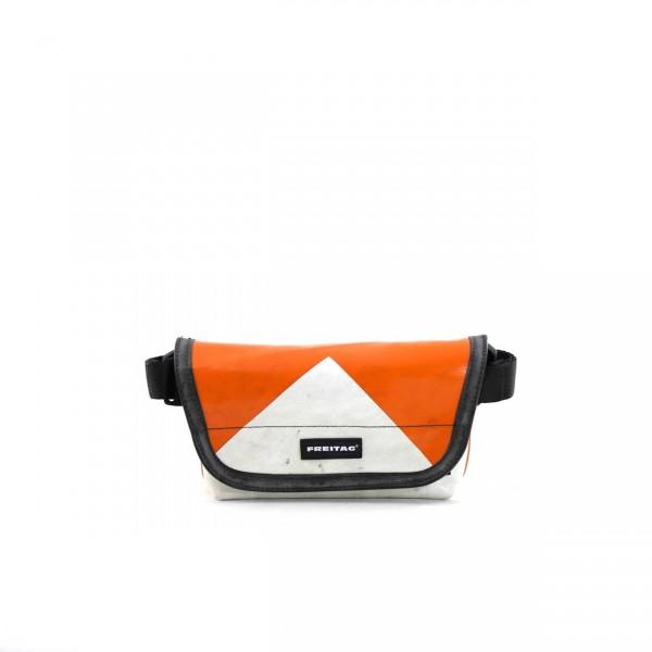 FREITAG Tasche F153 Jamie orange & weiß Ansicht 1