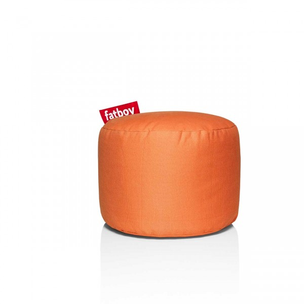 Fatboy Point Hocker Stonewashed orange