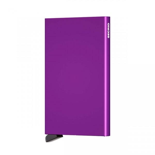 Secrid Cardprotector Sicherheitsetui violett