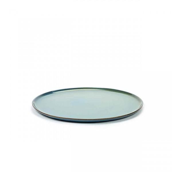 Serax Teller D26 smokey blue