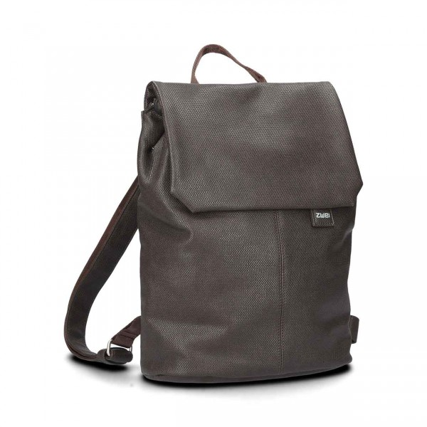 ZWEI MADEMOISELLE.M MR13 canvas-brown