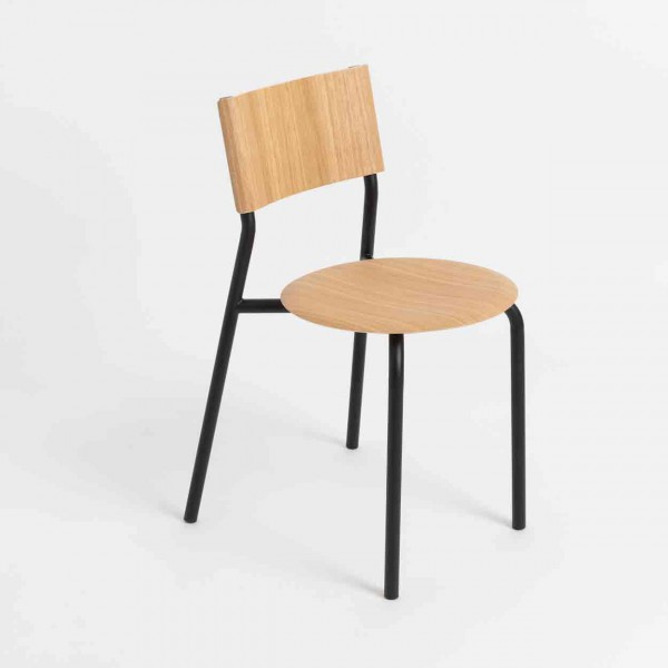 TIPTOE SSD Chair graphite black Ansicht 1