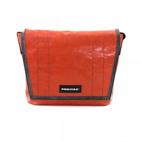 FREITAG Tasche F12 Dragnet rot Ansicht 1