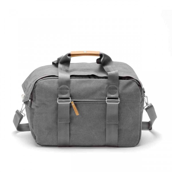 Qwstion Weekender Tasche washed grey Ansicht 1