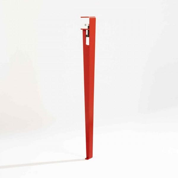 TIPTOE Leg 75 cm terracotta red Ansicht 1
