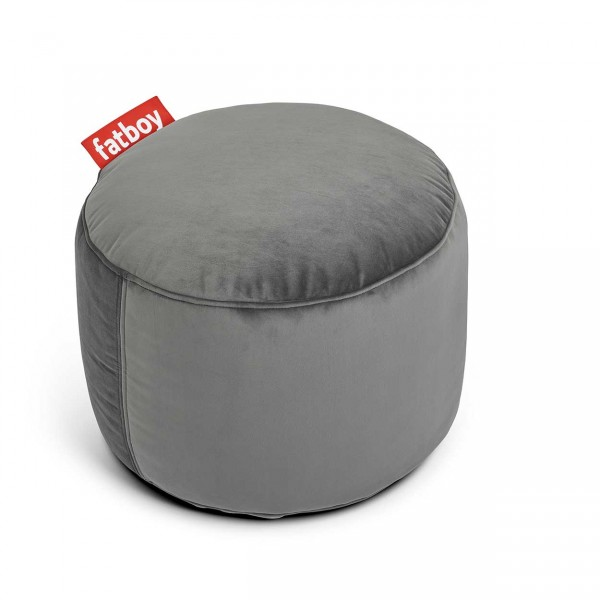 Fatboy Point Hocker Velvet taupe