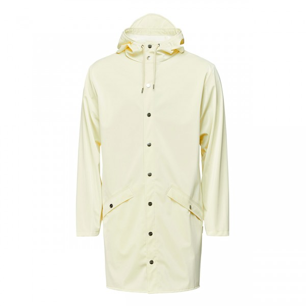 RAINS Long Jacket pearl Ansicht 1