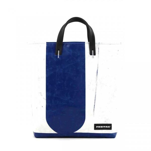 FREITAG Tasche Bob F203 Blau & Weiss