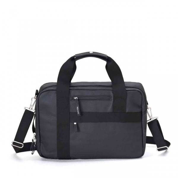 Qwstion Officebag Tasche organic jet black Ansicht 1