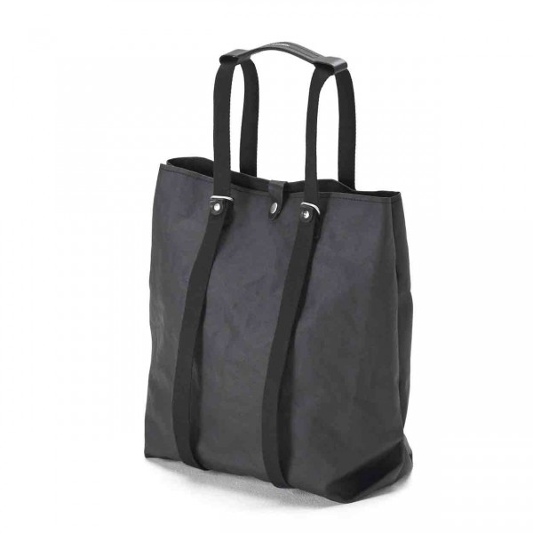 Qwstion Shopper Tasche organic jet black Ansicht 3