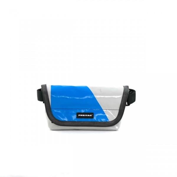 FREITAG Tasche F153 Jamie grau & blau Ansicht 1