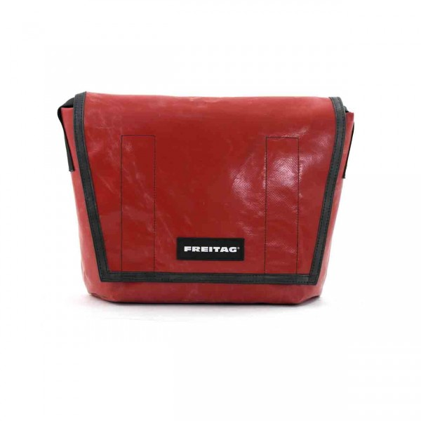 FREITAG Tasche Dexter F14 Rot Ansicht 1