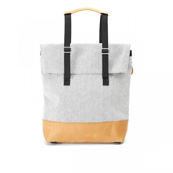 Qwstion Daytote Tasche raw blend natural leather Ansicht 1