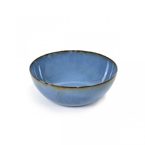 Serax Salad Bowl D18,4 smokey blue
