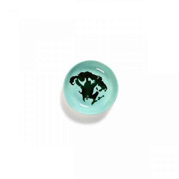 Serax Ottolenghi S Schale Azure + Broccoli Green Ansicht 1