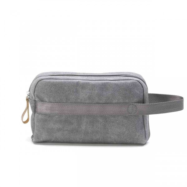 Qwstion Travel Kit Kulturtasche washed grey Ansicht 1