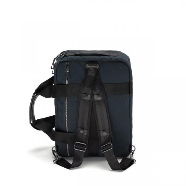 Qwstion Officebag Tasche organic midnight blue Ansicht 1