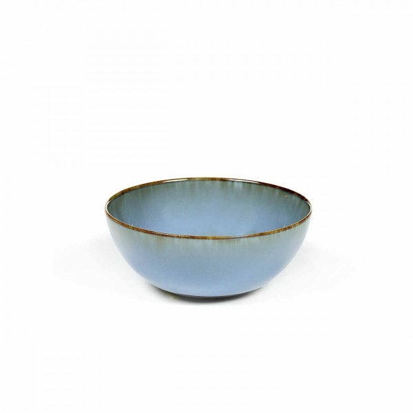 Serax Bowl D10 smokey blue
