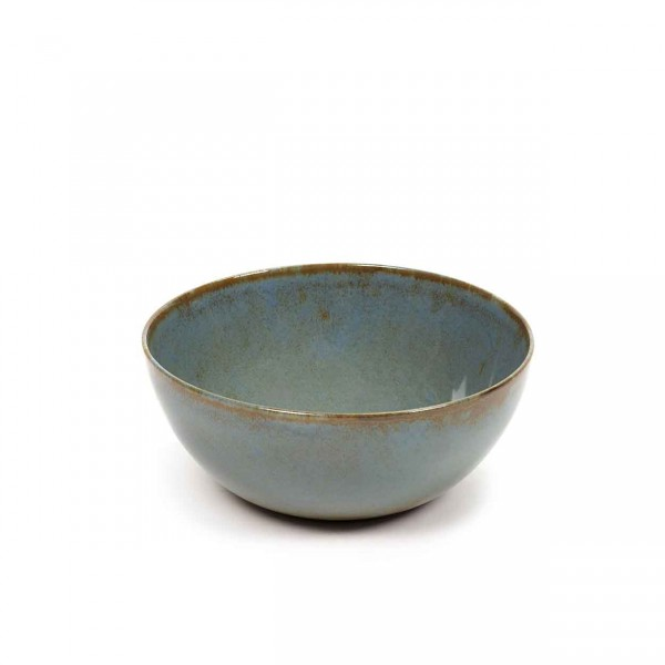 Serax bowl D15 smokey blue