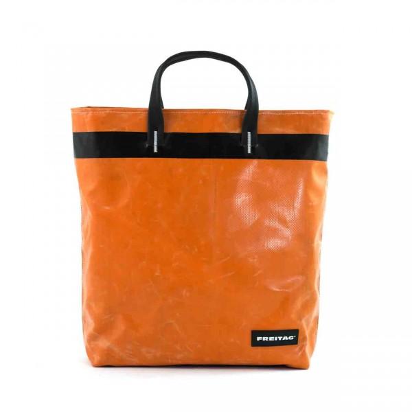 FREITAG Tasche F203 Bob orange & schwarz Ansicht 1