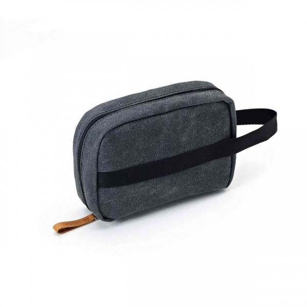 Qwstion Toiletry Kit Kulturbeutel washed black Ansicht 1