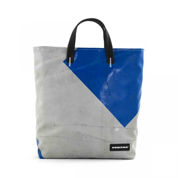 FREITAG Tasche F203 Bob grau & blau Ansicht 1