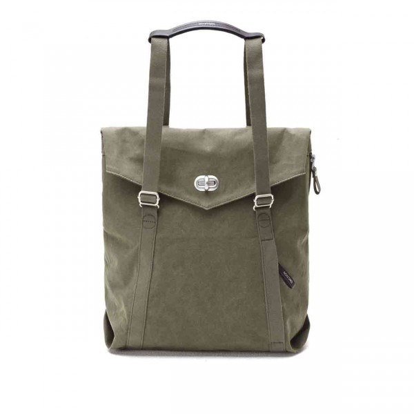 Qwstion Tote Tasche olive Ansicht 1
