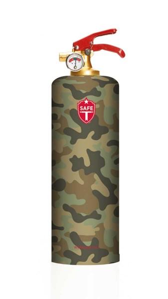 DNC Safe-T Feuerlöscher camoflouge