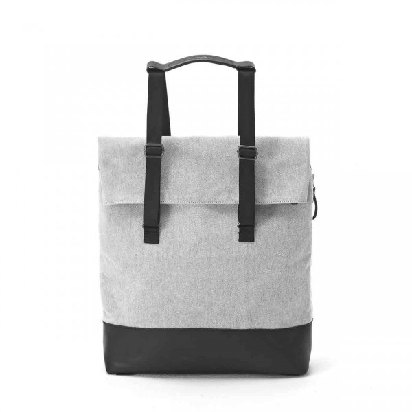Qwstion Daytote Tasche raw blend leather duotone Ansicht 1