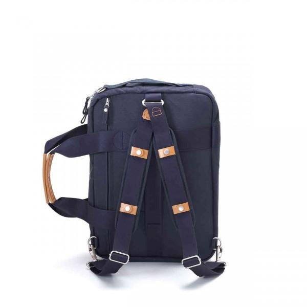 Qwstion Officebag Tasche navy Ansicht 1