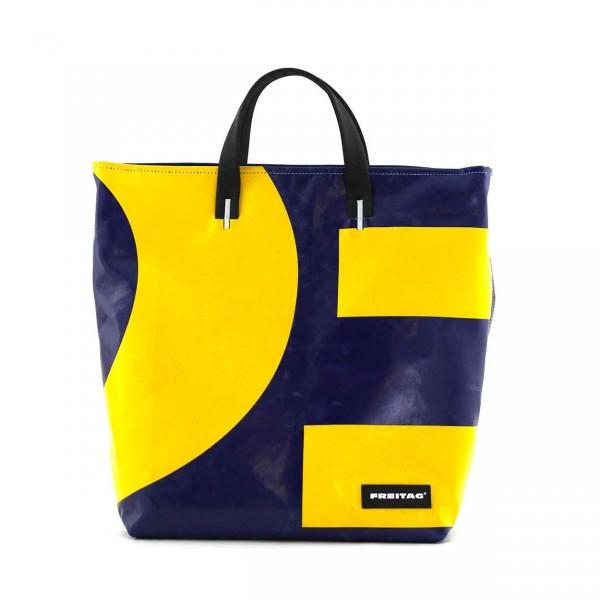 FREITAG Tasche Bob F203 Blau & Gelb