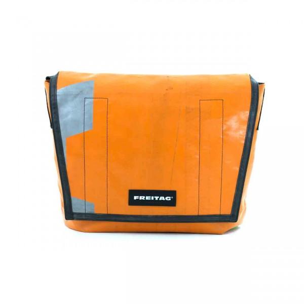 FREITAG Tasche F12 Dragnet orange & grau Ansicht 1