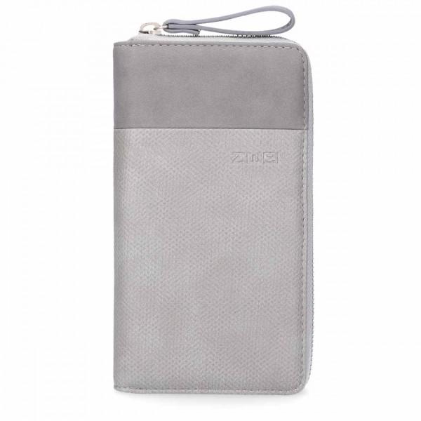 ZWEI EVA EV2 Geldbörse canvas-grey