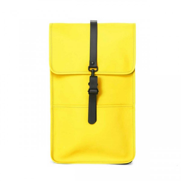 RAINS BACKPACK yellow Ansicht 1