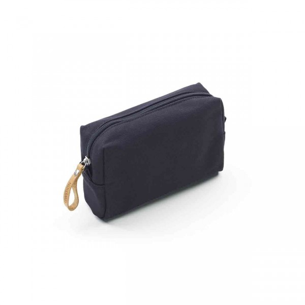 Qwstion Amenity Pouch Kulturbeutel organic navy Ansicht 1