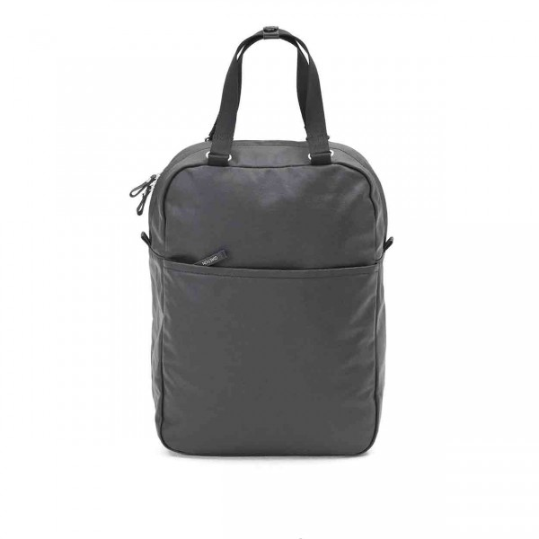 Qwstion Small Pack Rucksack organic jet black Ansicht 1