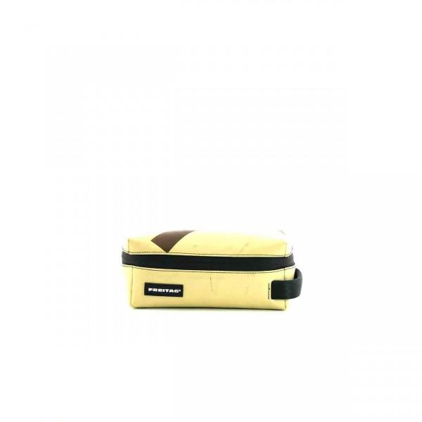 FREITAG Toilet Bag Small F35 Cheyenne gelb Ansicht 1