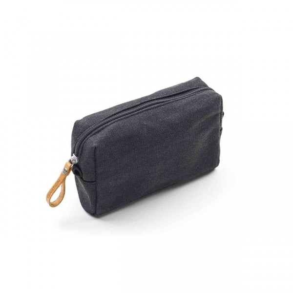 Qwstion Amenity Pouch Kulturbeutel washed black Ansicht 1