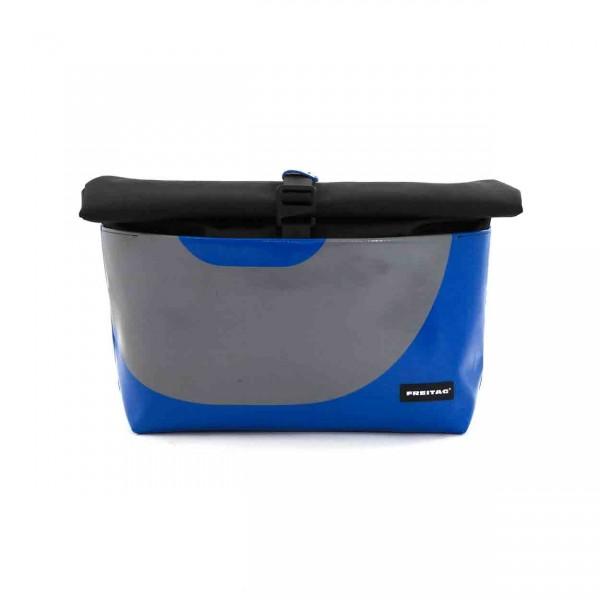 FREITAG Tasche F640 Rollin blau & grau Ansicht 1